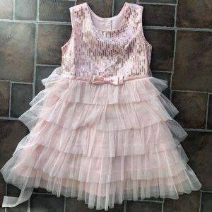 Light Pink Party Dress.